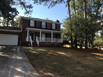 Martinez Single Family Home For Sale: 151 Morehead Drive