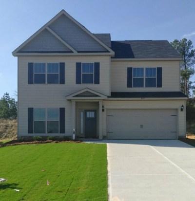 Richmond County Single Family Home For Sale: 809 Burlington Drive
