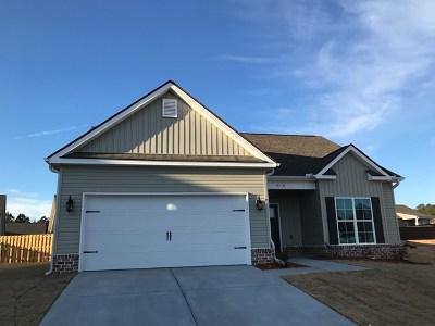 Aiken Single Family Home For Sale: 418 Greymoor Circle