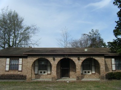 Augusta Single Family Home For Sale: 2615 Cairo Drive
