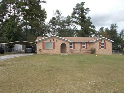 Richmond County Single Family Home For Sale: 1503 Santa Rosa Drive
