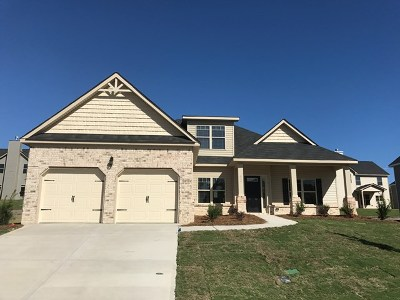 Augusta Single Family Home For Sale: 834 Hay Meadow Drive