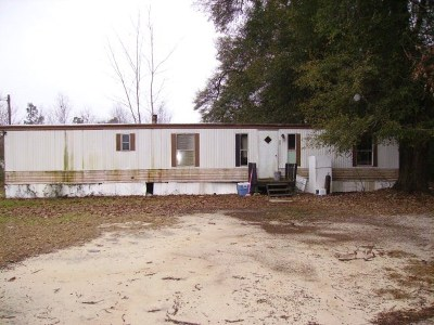 Richmond County Manufactured Home For Sale: 1538 Keron Way