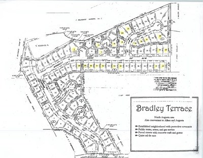 North Augusta Residential Lots & Land For Sale: 515 Bradley Drive