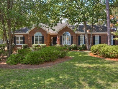 Aiken Single Family Home For Sale: 100 Mulberry Court