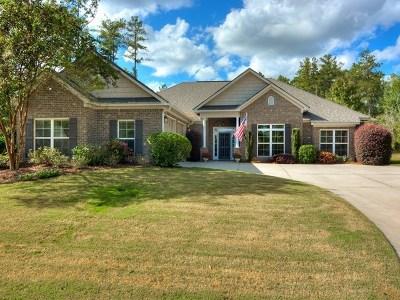 Aiken Single Family Home For Sale: 119 Pink Dogwood