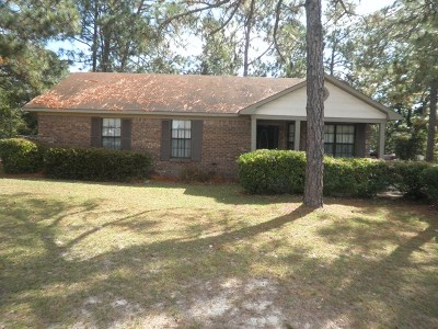 Hephzibah Single Family Home For Sale: 4264 James Drive
