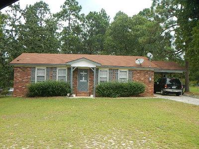 Hephzibah Single Family Home For Sale: 2611 Louis Blvd