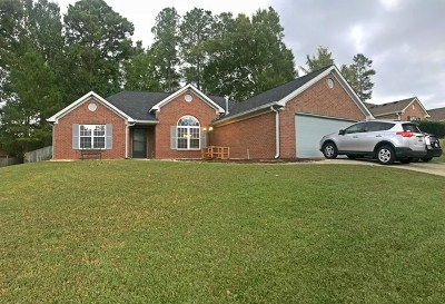 Evans Single Family Home For Sale: 4749 Savannah Lane