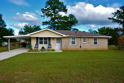 Hephzibah Single Family Home For Sale: 3505 Wyevale Drive
