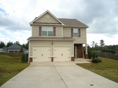 Grovetown Single Family Home For Sale: 322 Congling Circle