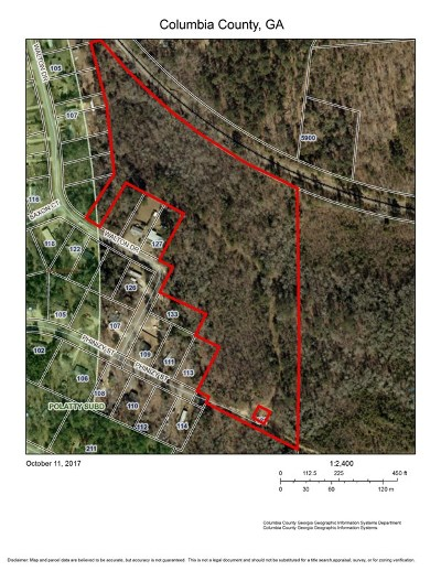 Grovetown Residential Lots & Land For Sale: Elm Street