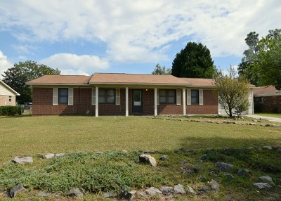 Hephzibah Single Family Home For Sale: 3608 Spanish Trace Drive