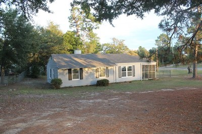 Richmond County Single Family Home For Sale: 3060 Hawthorne Drive