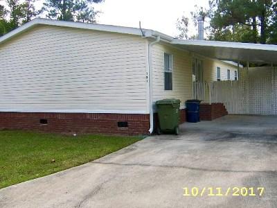 Aiken Single Family Home For Sale: 121 Arcturus Drive