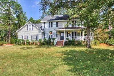Aiken Single Family Home For Sale: 30 Ravenwood Court