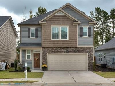 Grovetown Single Family Home For Sale: 106 Kenosha Court