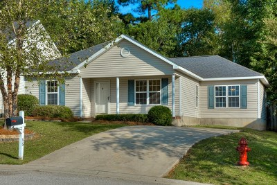 Grovetown Single Family Home For Sale: 1966 Shoreline Drive