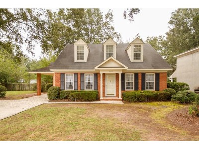 Augusta Single Family Home For Sale: 2459 Riverlook Drive