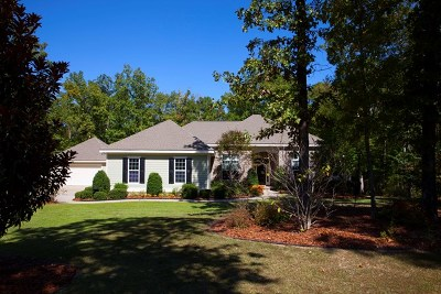 Lincolnton Single Family Home For Sale: 1073 Plantation Place Drive