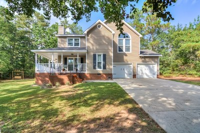 North Augusta Single Family Home For Sale: 2114 Franklin Drive