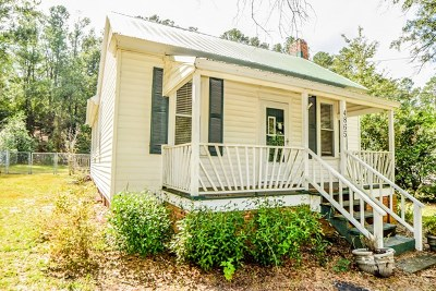Aiken Single Family Home For Sale: 4865 Vaucluse Road