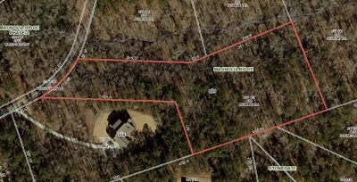 Residential Lots & Land For Sale: 820 Jasmine Trail