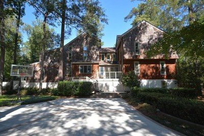Jones Creek, West Lake, Bartram Trail, Riverwood Plantation, Houndslake, Belle Meade, Goshen Plantation, Woodside Plantation, Mount Vintage Plantation, Savannah Lakes, Savannah Lakes Village Single Family Home For Sale: 3532 West Lake Drive