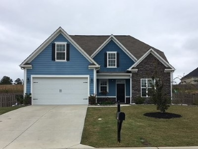 Grovetown Single Family Home For Sale: 5418 Victoria Falls