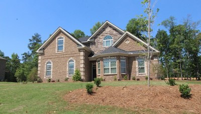 Grovetown Single Family Home For Sale: 1311 Eldrick Lane