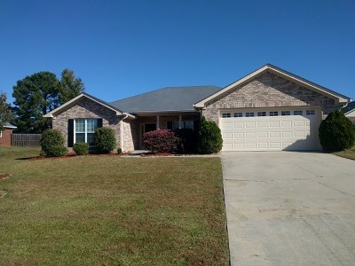 Grovetown Single Family Home For Sale: 923 Cannock Street