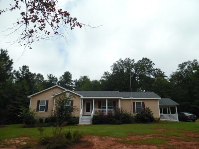 Lincolnton Single Family Home For Sale: 1234 Lakeshore Estate Drive