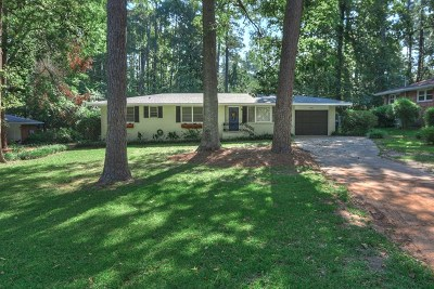 Augusta Single Family Home For Sale: 508 Henderson Drive