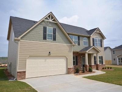 Graniteville SC Single Family Home For Sale: $230,165