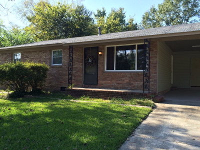 Single Family Home For Sale: 3709 Columbia Drive
