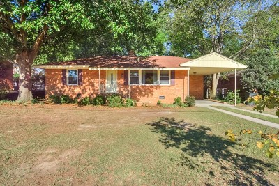 Single Family Home For Sale: 1432 Waccamaw Drive
