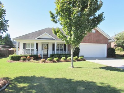 Columbia County Single Family Home For Sale: 212 Rainbow Falls