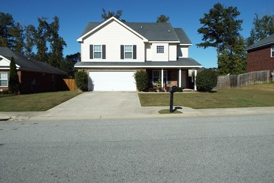 Grovetown Single Family Home For Sale: 5040 Reynolds Way