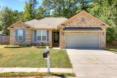 Grovetown Single Family Home For Sale: 207 Brookstone Circle
