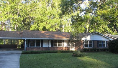 North Augusta Single Family Home For Sale: 820 Jackson Avenue