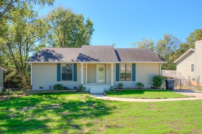 North Augusta Single Family Home For Sale: 134 Rosemary Lane