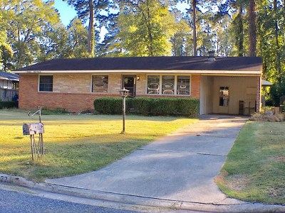 Augusta Single Family Home For Sale: 2722 Barry Drive