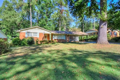 North Augusta Single Family Home For Sale: 914 Stanton Drive