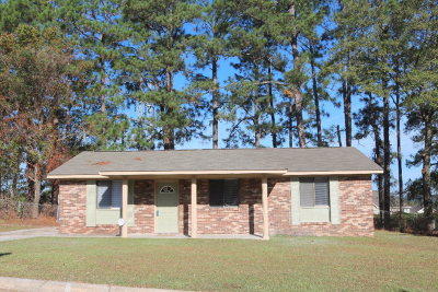 Augusta Single Family Home For Sale: 3509 Primrose Drive