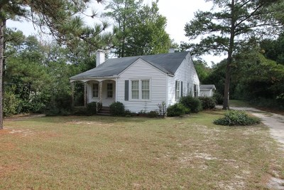 Augusta Single Family Home For Sale: 906 Highland Avenue