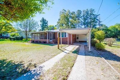 Martinez Single Family Home For Sale: 3634 Lake Shore Loop