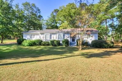 Thomson Single Family Home For Sale: 2771 Deer Trail Road