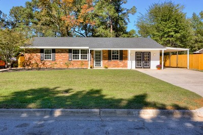 Evans Single Family Home For Sale: 339 McCormick Road