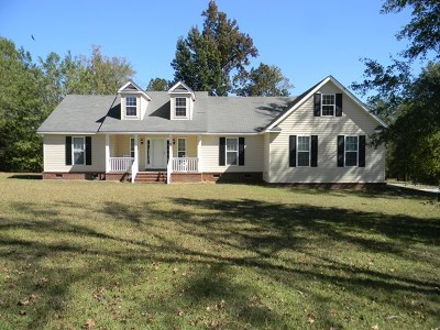 Appling Single Family Home For Sale: 3311 Rosemont Road
