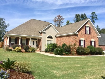 North Augusta Single Family Home For Sale: 243 Bridle Path Road